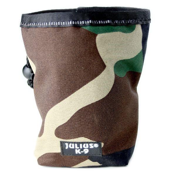 K9 Futterbeutel camouflage
